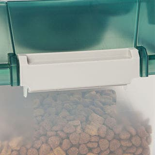 IRIS Medium Elevated Pet Feeder with Airtight Storage|https://ak1.ostkcdn.com/images/products/17116795/P23385373.jpg?impolicy=medium