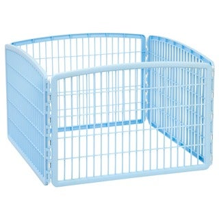 "IRIS 24"" Exercise 4-Panel Pet Playpen without Door (2 options available)"