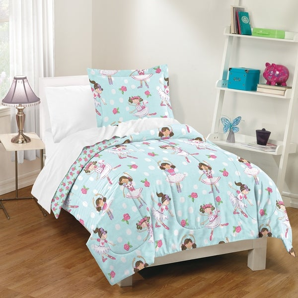 Dream Factory Dancer 3-piece Comforter Set