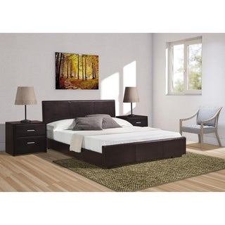 Abbey Bed in Brown