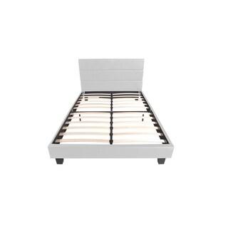 York Bed in White