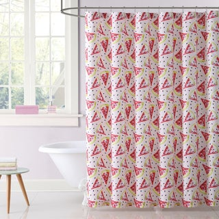 Laura Hart Kids Fruity Printed Shower Curtain