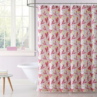 Laura Hart Kids Fruity Printed Shower Curtain