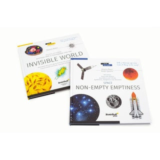Space. Microworld. Knowledge book (two-volume edition)