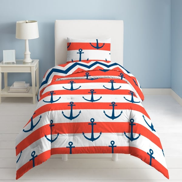 Dream Factory Sail Away 3-piece Comforter Set