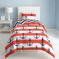 Dream Factory Sail Away 3-piece Comforter Set