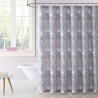 Laura Hart Kids Unicorn Princess Printed Shower Curtain