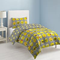 Dream Factory Emoji 3-piece Comforter Set