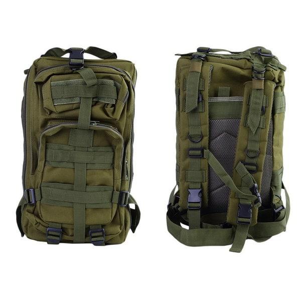 30L Military Tactical Backpack Molle Rucksacks Camping Hiking Trekking Bag