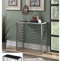 Convenience Concepts Gold Coast Tranquility Console Table