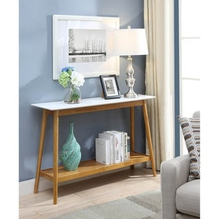 Convenience Concepts Oslo Console Table