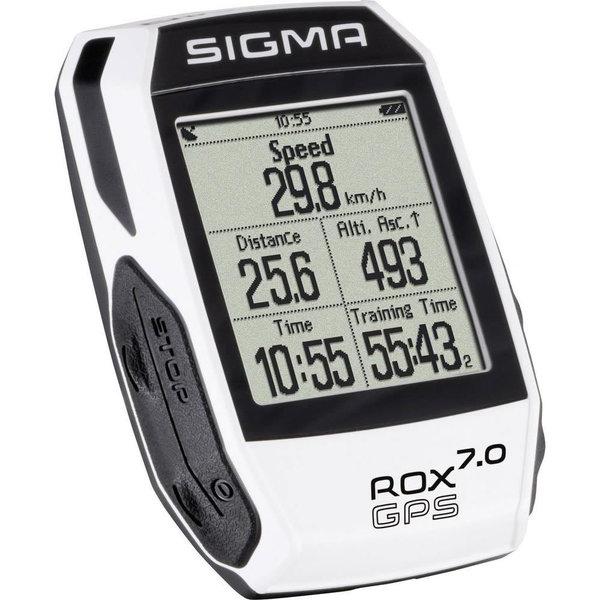 Sigma ROX GPS 7.0 White - 01005