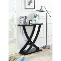 Porch & Den Bywater Mazant Step Console Table