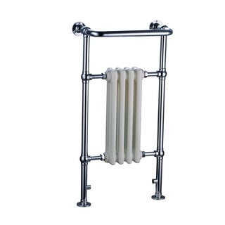 Ancona Comfort Classic 4 Freestanding/Wall Mount Electric Towel Warmer