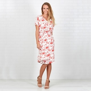 DownEast Basics Women's Fresh Face Dress