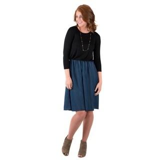 DownEast Basics Women's Take Two Dress