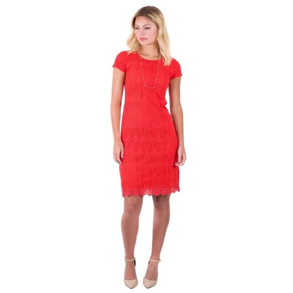 84c678ba37 Shop DownEast Basics Women's Peaceful Dress - Ships To Canada ...