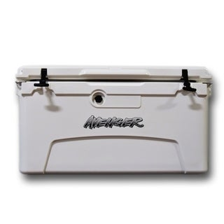Avenger Hero Extreme 75-Quart Cooler - Arctic White
