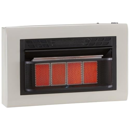 Cedar Ridge Hearth Dual Fuel Ventless Infrared Heater Mod...