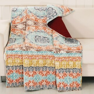 Olympia Quilted Throw