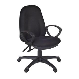 Momentum Task Chair- Black