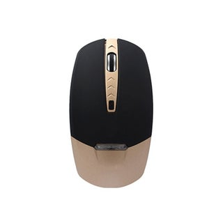 Wireless Bluetooth Mouse LED Light Ergonomic Mouse Optical Mouse for Laptop PC