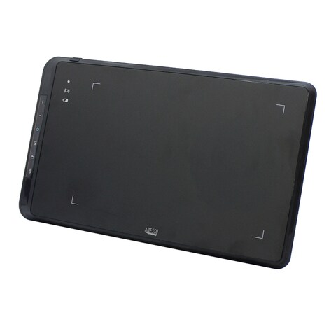 Adesso CyberTablet W9 - 8 x 5 in. Wireless Graphics Tablet