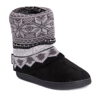 MUK LUKS Women's Raquel Slippers|https://ak1.ostkcdn.com/images/products/17124439/P23392098.jpg?impolicy=medium