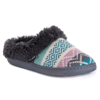 MUK LUKS Women's Suzanne Slippers|https://ak1.ostkcdn.com/images/products/17124453/P23392093.jpg?impolicy=medium