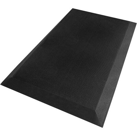 Sorbus® Anti Fatigue MatAll-Purpose Standing Desk/ Floor Mat, (Small, Black)