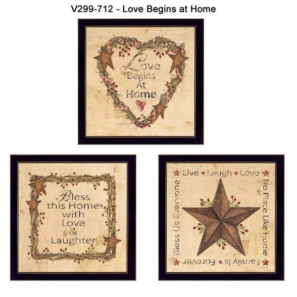 Perfect Live Laugh Love Framed Wall Art Ensign - All About Wallart ...