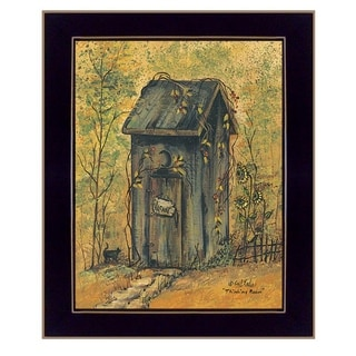"""Thinking Room"" by Gail Eads Printed Framed Wall Art"