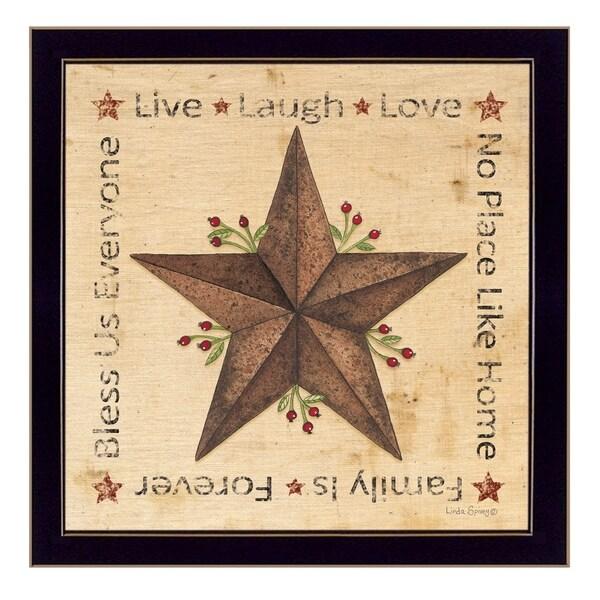 Live, Laugh, Love - Barn Star\