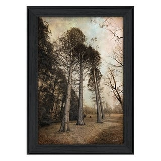 """""""Growing Up"""" By Robin-Lee Vieira, Printed Wall Art, Ready To Hang Framed Poster, Black Frame"""