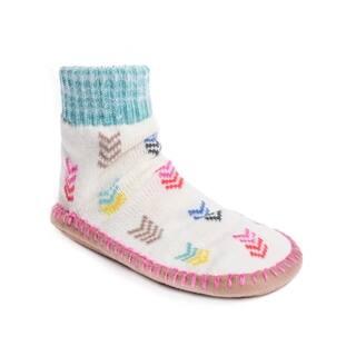 MUK LUKS® Women's Short Slipper Socks|https://ak1.ostkcdn.com/images/products/17126113/P23393586.jpg?impolicy=medium
