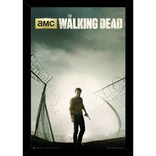The Walking Dead Season 4 Poster With Choice of Frame (24x36)