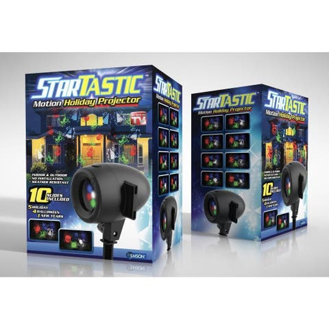 Startastic Holiday Laser Projector