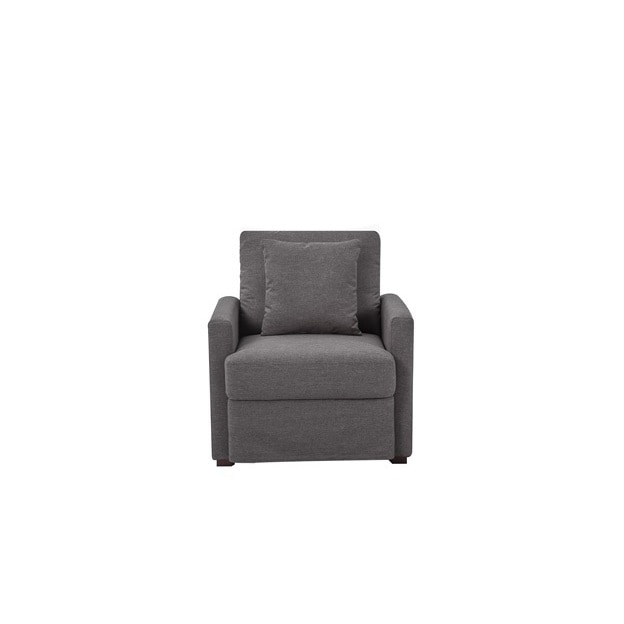 Lifestyle Livestyle Solutions Bentley Fabric Chair (Dark ...