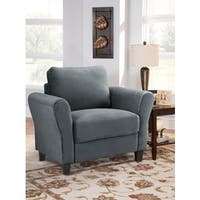 Lifestyle Solutions Waverly Microfiber Chair