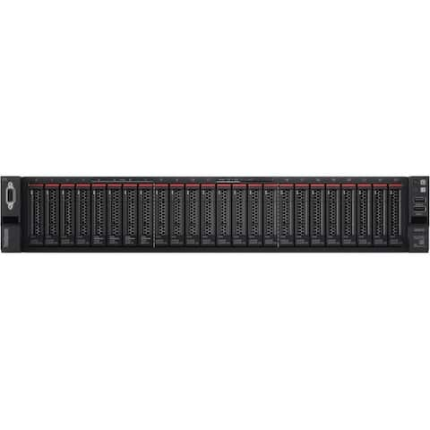 Lenovo ThinkSystem SR650 7X06A04ZNA 2U Rack Server - 1 x Xeon Silver 4116 - 32 GB RAM HDD SSD
