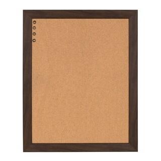 DesignOvation Beatrice Framed Corkboard