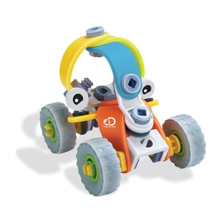 Discovery Kids Build & Play Flexi Vehicle Educational Toy (62 pieces)