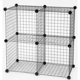 IRIS 4 Pack Wire Cube Set