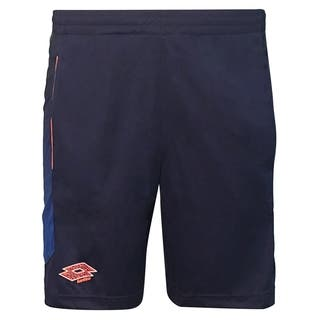 Lotto Athletic Soccer Men's Performance Knit Short with Solid Color|https://ak1.ostkcdn.com/images/products/17127356/P23394647.jpg?impolicy=medium