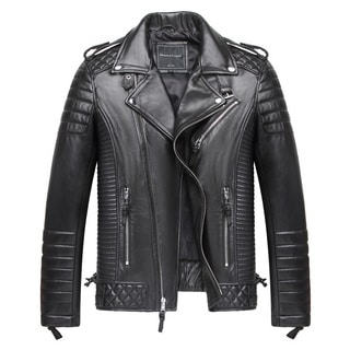 Mason & Cooper Rogers Men's Leather Jacket