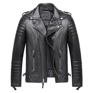 Mason & Cooper Rogers Men's Leather Jacket (Option: L)|https://ak1.ostkcdn.com/images/products/17127648/P23394896.jpg?impolicy=medium