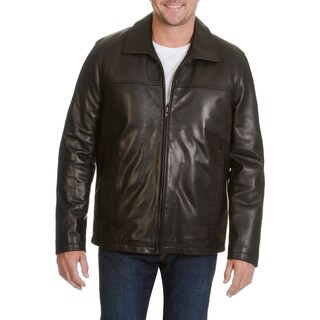 Mason & Cooper Harbor Leather Jacket (More options available)