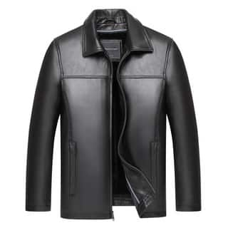 Mason & Cooper Harbor Leather Jacket (Option: L)|https://ak1.ostkcdn.com/images/products/17127653/P23394899.jpg?impolicy=medium