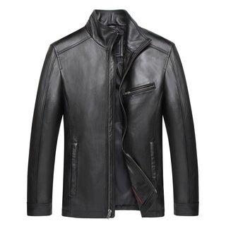 Mason & Cooper Edison Leather Jacket