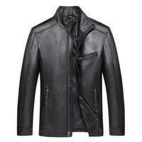 Mason & Cooper Edison Leather Jacket